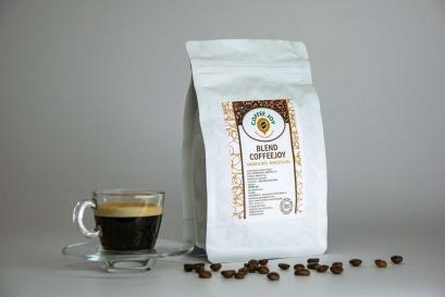 Káva COFFEEJOY BLEND Arabica 85% Robusta 15%